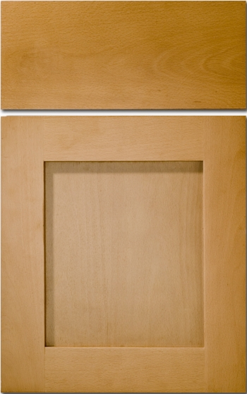 Beech Honey Shaker Door