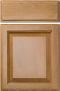 Beech Spice Eagle Door Photo