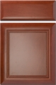 Maple Mesa Burgundy Door Photo