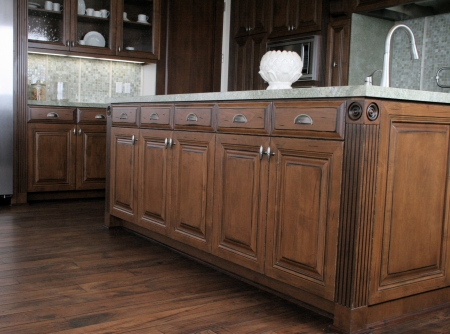 Complete Your Bathroom Design With Hickory Cabinet Doors