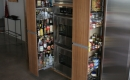Pull-out pantry Photo
