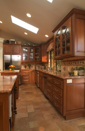 Finish Your Kitchen Remodeling With The Fruitwood Cabinet