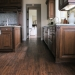 Distressed Alder Kitchen Photo