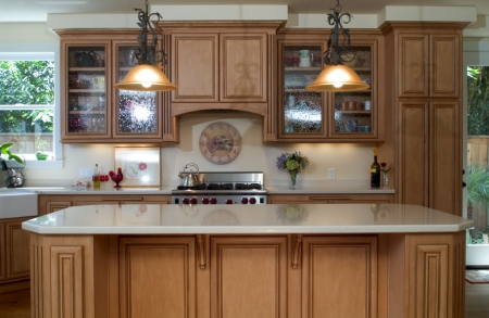 maple spice kitchen cabinets remodel your bathroom with w l rubottom s do it yourself 23055